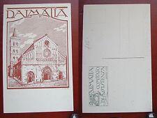 CARTOLINA DALMATIA COMITATO DI ASSISTENZA - ANNO VIII - A. FERRARO #10#