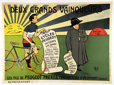 Grand Vanquers Vintage Poster