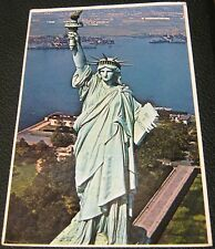 United States Statue if Liberty New York Liberty Island 105 Alma Regal - used