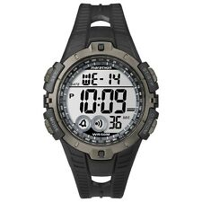 Timex Originals T5K802 Performance Mens Marathon Black Chronograph Watch