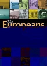 The Europeans: A Geography of People, Culture, and Environment (Texts In Regiona