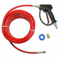 MTM Hydro Jetter Genie Pressure Washer Sewer Jetter Conversion Kit w/ 100-Foo...