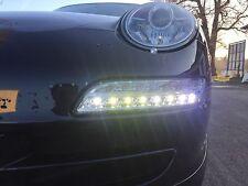 PORSCHE 911 997 04-08 LED TAGFAHRLICHT FRONTBLINKER STANDLICHT NEBELSCHEINWERFER