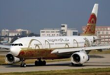 INFLIGHT200 IF3321016 1/200 GULF AIR A330-200 A40-KF 50TH ANNIVERSARY WITH STAND