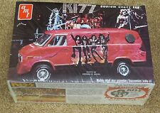 KISS CHEVY MODEL VAN 1977 AUCOIN ORIGINAL FACTORY SEALED - 1ST EDITION