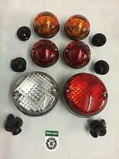 Bearmach Land Rover Defender Complete Rear Light Lamp Kit (01 on)