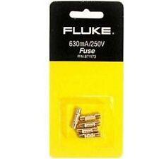 Fluke 871173 Fuse,630Ma 250V,5X20Mm Fast,Lo