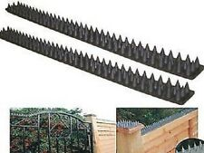 4.4m Fence Wall Spike Set Intruder Cat Bird Repeller Repellent Walls Gates Shed