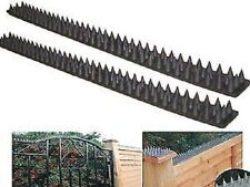 4.4 m fence Wall Spike Set INTRUDER Gatto Uccello Repeller REPELLENTE Muri Porte Capannone