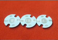 20pcs 1W 3W 5W High Power LED PCB Aluminum 16mm Star base plate DIY