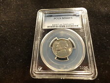 1940 JEFFERSON NICKEL 5 C PCGS  MS 66FS- NICE LUSTRE-FULL STEPS  VERY AFFORDABLE