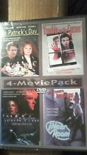 NEW 4-MOVIE PACK DVD St Patrick's Day/Near Room/Trouble on The Corner 07/24/16