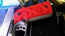 1911, COLT , GLOCK , SMITH & WESSON grips 3D Printed customizable TO ANY GUN