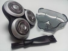 3D Shaver Head + Cover Cap For Philips RQ12 RQ1251 RQ1261 RQ1275 RQ1285 RQ1295