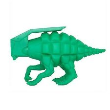 Green Dinogrenade Vinyl Figure by Ron ENGLISH Popaganda Dinosaur Grenade NEW