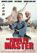 THE KUNG FU MASTER - -NEW DVD-FREE UPGRADE TOO 1ST CLASS SHIPPING