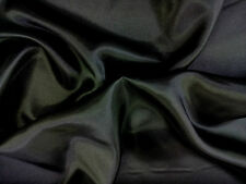 SILKY SATIN FABRIC per METRE Plain Dress & Craft Material 150cm Wide 28 colours