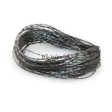 5 Meter Conductive Thread Wire for LilyPad Wearable Lilypad Arduino Stainless