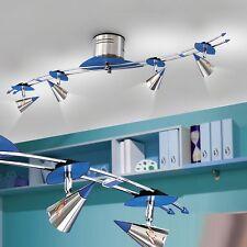 Baby Decken Lampe Kinder Spiel Zimmer Kegel Leuchte Spot verstellbar Beleuchtung