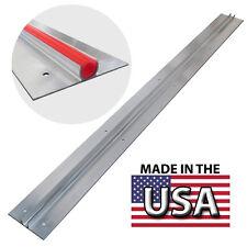 """(25) 4 ft Extruded Aluminum Heat Transfer Plates for 1/2"""" PEX - PEX GUY"""
