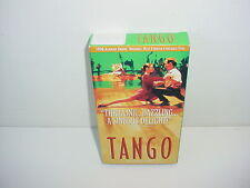 Tango VHS Video Tape Movie Miguel Angel Sola