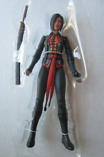 "DC Collectibles Lady Shiva from Batman: Arkham Origins 3-Pack (7"" Action Figure)"