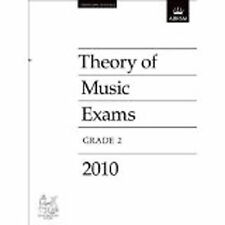 Theory of Music Exams Grade 2 Past Practice Papers 2010 ABRSM B44 S85