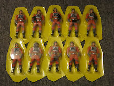 Kenner Star Wars Wedge Antilles Pilot LOT OF 10 NEW MOC from FALCON CARRY CASE