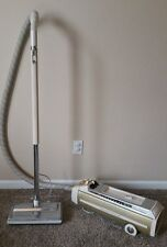 Electrolux Vintage Canister Vacuum Olympia One Super J 1401 Runs Great!