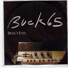 (EE365) Buck 65,  Devil's Eyes - 2006 DJ CD