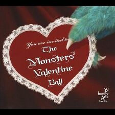Family Arts Theatre-The Monsters` Valentine Ball CD NEW