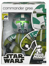 STAR WARS MIGHTY MUGGS Collection_COMMANDER GREE Vinyl figure_2008 Con Exclusive