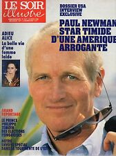 LE SOIR illustré N°3014 paul newman alice sapritch 1990
