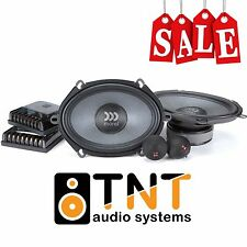"MOREL TEMPO ULTRA 572 2WAY COMPONENT CAR SPEAKER SYSTEM 5X7"" 110W ORIGINAL NEW !"
