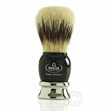 Omega 11648 Pure Bristle Shaving Brush