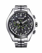CITIZEN MENS PROMASTER TITANIUM ECO-DRIVE SATELLITE WAVE WATCH CC1054-56E - NEW
