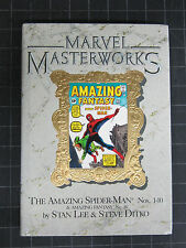 MARVEL MASTERWORKS VOL.1 SPIDERMAN 1987 SECOND PRINTING SHARP SPIDEY #1 TO 10