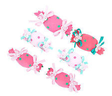 Lots 6 baby Candy Boutique Hair Bows Alligator Hair Clip for Headbands Hair Band