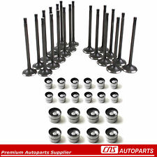 97-06 AUDI VOLKSWAGEN 1.8T Intake Exhaust Valves & Hydraulic Lifter kit 1.8L 20V