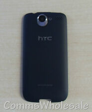 Genuine Original HTC Desire G7 Black Battery Rear Cover