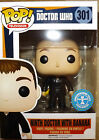 DR WHO POP VINYL FIGURES 301 NINTH DOCTOR WITH BANANA NEW FIGURE