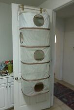 CAT NAP & PLAY HANGING TOWER WITH 5 COMPARTMENTS & HOOD (PETCO) SKU 1014471