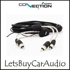 Connection AUDISON bt2-250 - 2,5 M RCA AMPLIFICATORE AUTO phono lead