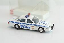 Busch US Ford Crown Victoria Frisco Texas Police HO Scale 1:87 (HO85)