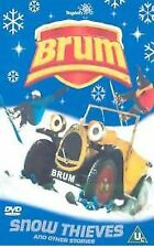BRUM SNOW THIEVES AND OTHER STORIES DVD Brand New Sealed Original UK Release