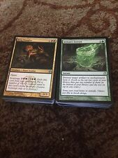 500 Bulk magic the gathering uncommon cards Mtg job lot