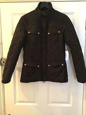 Ralph Lauren noir veste matelassée taille s-authentique