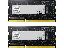 G.SKILL 8GB (2 x 4GB) 204-Pin DDR3 SO-DIMM DDR3L 1333 (PC3L 10666) Laptop Memory