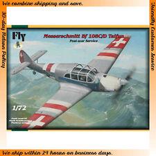 """Fly Model #72029 1/72 British Messerschmitt Bf 108C/D Taifun """"Post war Service"""""""
