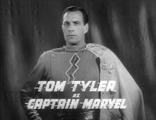 Adventures Of Captain Marvel 1941 12 Chapter Serial Tom Tyler On 2 DVDs